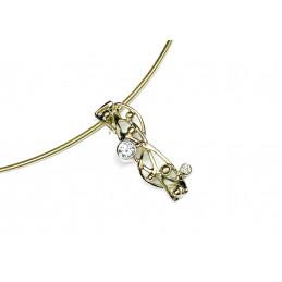 18 ct gold Diamonds...